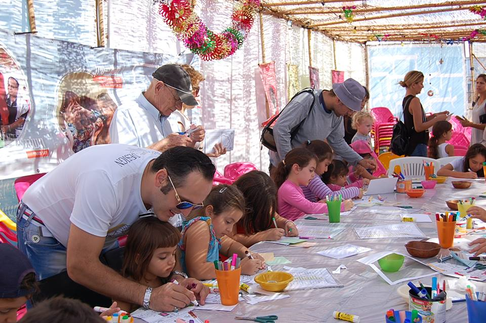 The National Authority for Yiddish Culture - Sukkot Events at the